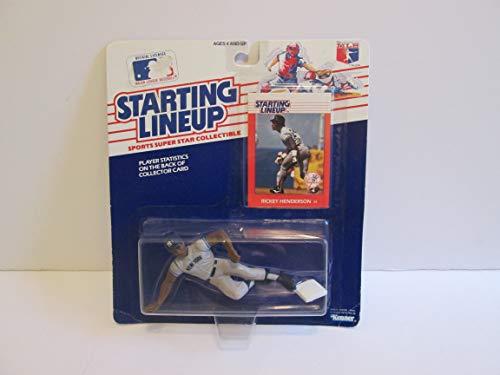 1988 Starting Lineup Rickey Henderson