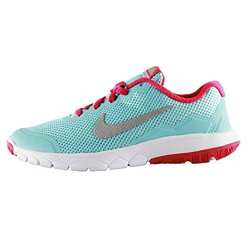 Nike Flex Experience 4 (GS) - Zapatillas de running, Niñas CO/SL/PK