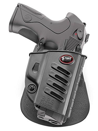 Fobus neu verdeckte Trage einstellbar Pistolenhalfter Halfter Holster für Smith und Wesson S&W M&P Shield .45cal / Walther PPS 9mm & .40cal Pistole