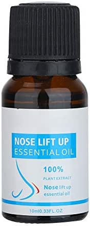Nose Lifting Oil,Professional Nose Lift Up Massage Oil Nasal Bone for Remodeling Slimming Shaping