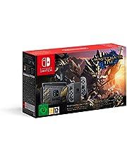 Nintendo Switch Konsol Monster Hunter Rise Edition