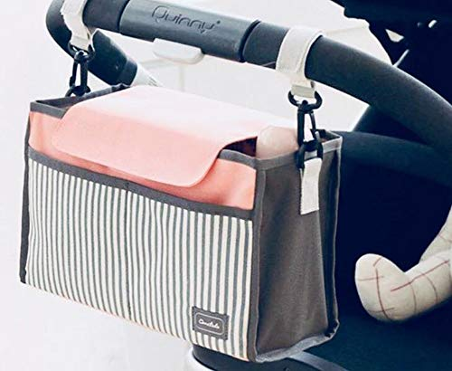Amazon.com: Organizador de carriola, a prueba de humedad ...