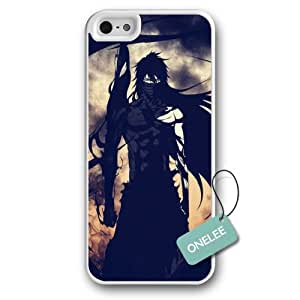 diy case Manga Bleach iPhone 5/5s Case & Cover - Japanese anime iPhone Case & Cover - White01
