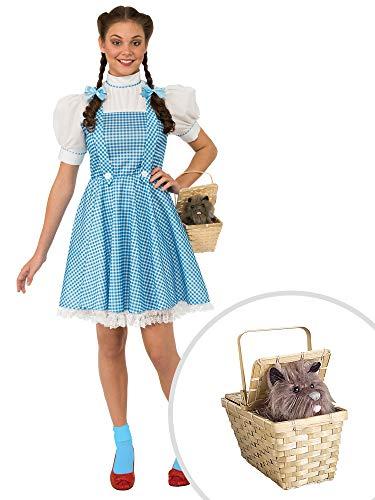 Wizard of Oz Dorothy Costume Kit Adult Standard