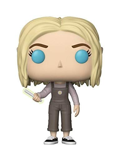 Funko Pop! Movies: Bright - Tikka with Wand Collectible Figure