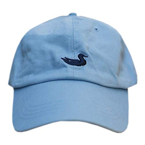 - Southern Marsh Men's Logo Hat, Light Blue/Navy, One Size