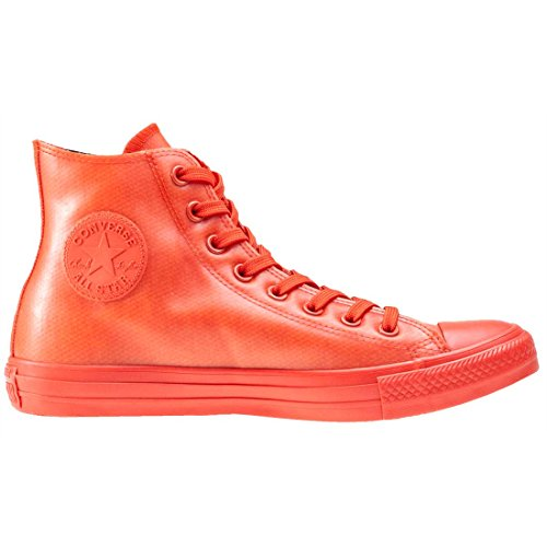 Hi Red Converse Signal 153802c 'rubber' Chuck Taylor Star Sneaker All Rot YpqFTwp7