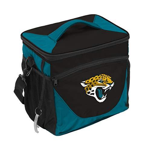 Logo Brands NFL Jacksonville Jaguars Cooler 24