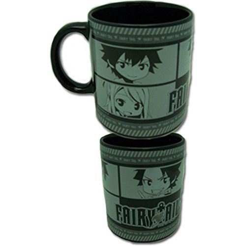 Fairy Tail Chibi Group Mug