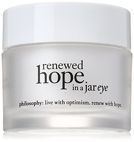 Philosophy Renewed Hope In A Jar Eye Cream for Unisex, 0.5 Ounce