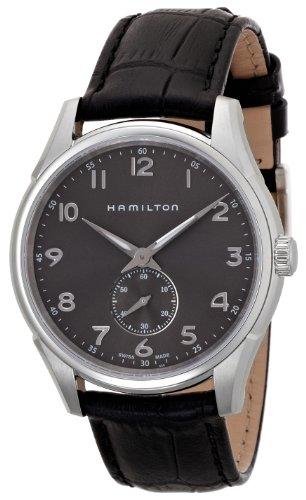 [ハミルトン]HAMILTON Jazzmaster Thinline Petite Second(ジャズマスター シンライン プチセコンド) H38411783 メンズ
