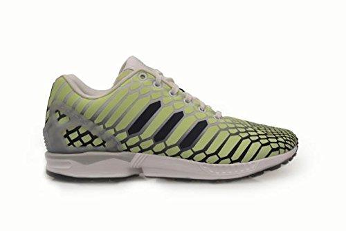 adidas Adidas Zx Flux Xeno, Sneaker uomo nero White/Black 43 1/3