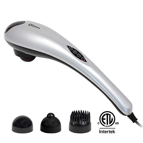 Daiwa Felicity Tapping Pro Deep-Tissue Electric Hand Held Percussion Full Body Personal Massager (Original AC Power)