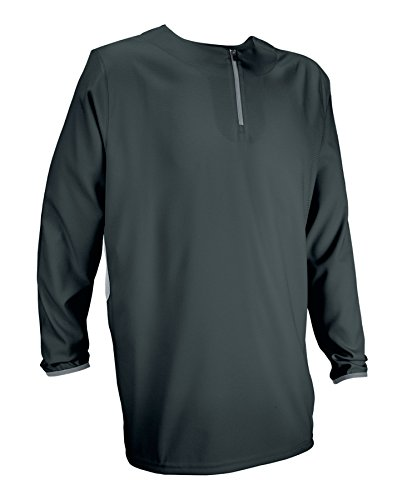 Russell Athletic Mens Batting Jacket