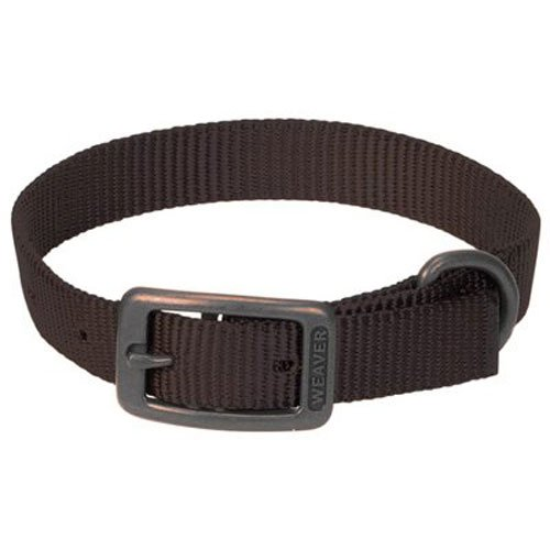 Weaver Leather 07-1442-BR-23 1 x 23 Brown Sedona Collar