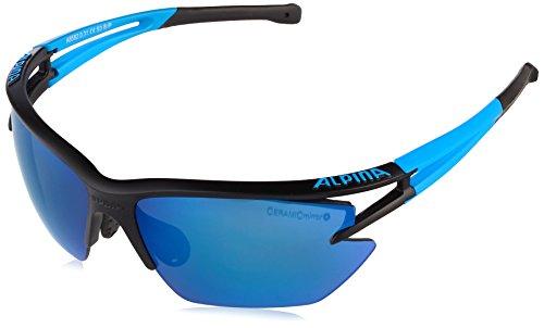 Alpina Lunettes de sport Eye-5Hr S cm+ taille unique Noir mat 6ACP9aC88v