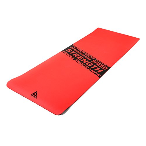 Reebok Fitness Mat 'Strength' - Red