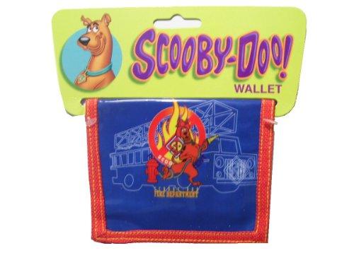Scooby Doo Bi-Fold Wallet - Fire (Scooby Doo Wallet)