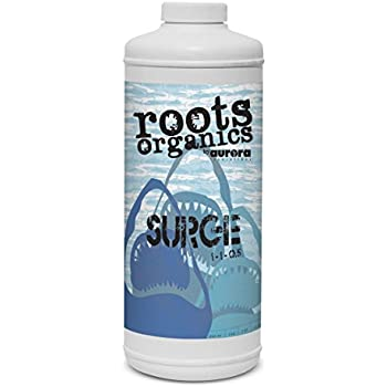 Roots Organics Surge Fertilizer, 1 quart