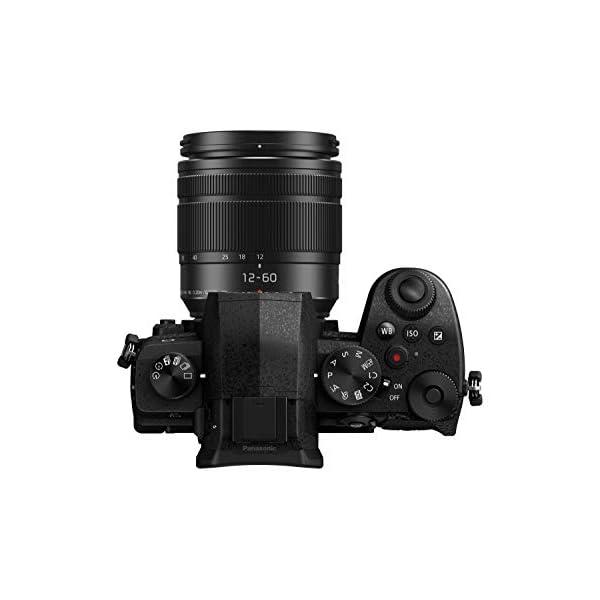 RetinaPix Panasonic Lumix G DC-G95H 20MP 4K Mirrorless Camera with LUMIX G Vario 14-140mm Lens
