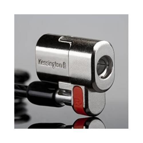 Kensington K64637WW - ClickSafe Keyed Laptop Lock. NON-RETAIL package in a poly bag wrap.