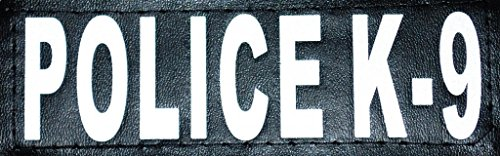 Reflective POLICE Patches Service harnesses