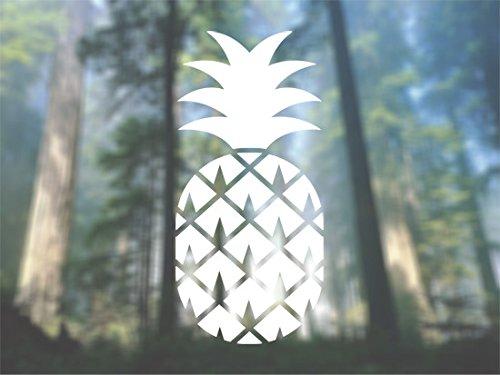 Pineapple Vinyl Decal - Car Phone Helmet - SELECT SIZE