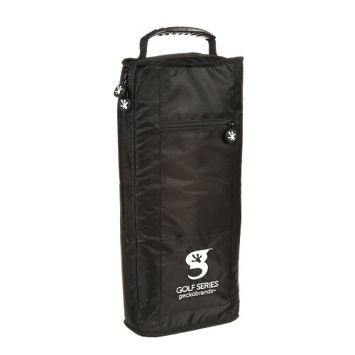golf bag with cooler pocket - 9