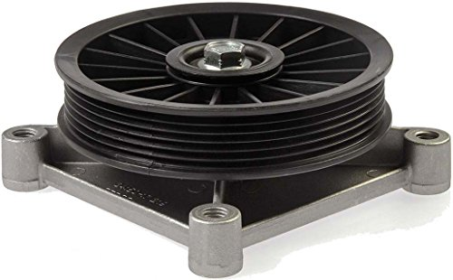 APDTY 45310 Air Conditioner Bypass Pulley For Frozen Locked Failed AC Compressor