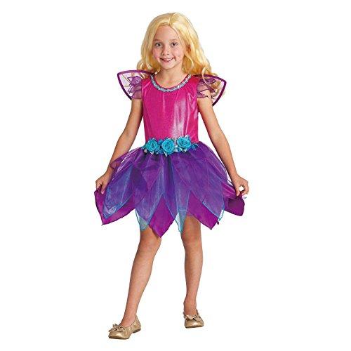 Totally Ghoul Twilight Fairy Costume, Size: Girls Medium -