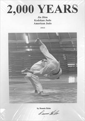 2000 YEARS Jiu Jitsu Kodokan Judo Early American Judo - by