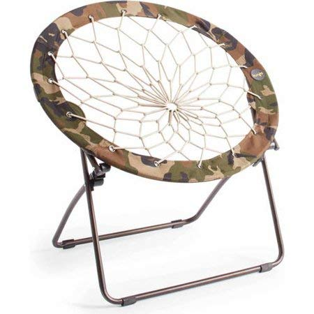 Durable and Flexible Bunjo Bungee Seat ... (31'', CamO by Bunjo Chairs