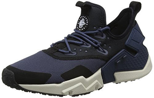 Nike Air Huarache Drift, Scarpe da Fitness Uomo Multicolore (Thunder Blue / Desert 401)