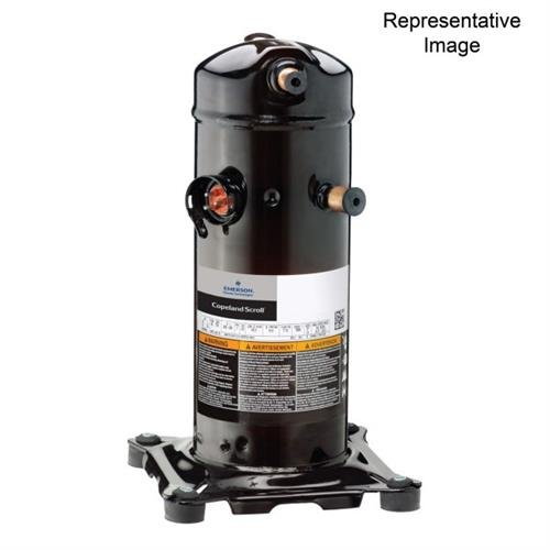 3.5 Ton Copeland R22 Scroll # ZR42K5E-PFV-800 208/230/1 Ph Compressor 42,000 BTU