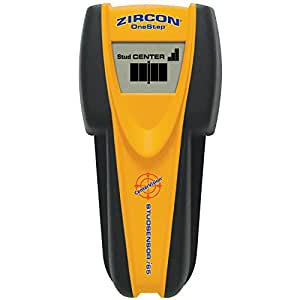 Zircon StudSensor i65 OneStep Center Finding Stud Finder with Wire Warning