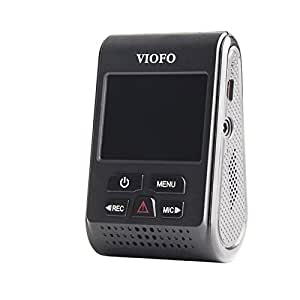 Official VIOFO® A119 Car Dashcam - Capacitor Edition Built for Canadian Weather, GPS Logger, 1440P 1080P Dashboard Camera