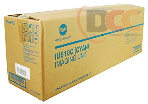 Konica Minolta IU610c cyan Imaging unit for Bizhub C451 C...
