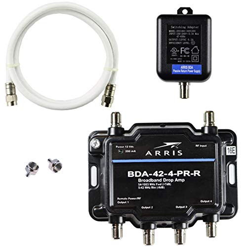 Arris 4Port BiDirectional Cable