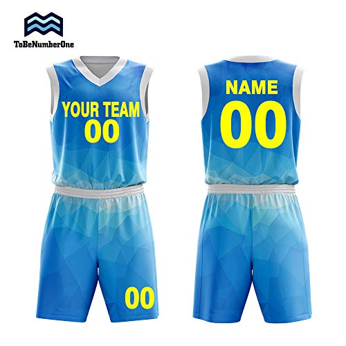 7a0a382552 Custom Basketball Jerseys Set for Men Sportswear- Make Team Uniform Print  Team Name