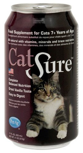 Pet Ag Products Catsure Liquid Food Supplement 12oz