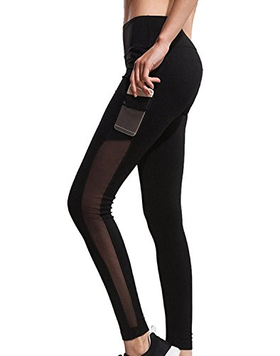 roger-alexand-elegant-womens-mesh-workout-sport-pant-gym-running-yoga-legging-with-side-pocket-l