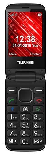🥇 TELEFUNKEN – Teléfono Móvil Telefunken Tm360 Cosi + Regalo Tarjeta Micro SD De 1 GB