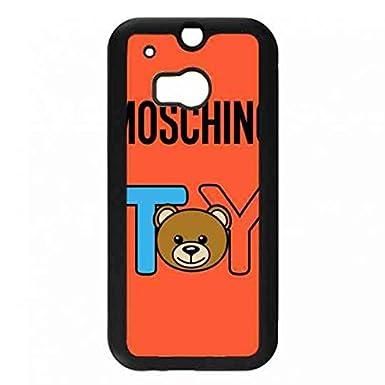 Nuevo oso pardo Moschino carcasa, Htc one m8 caso, Htc one ...