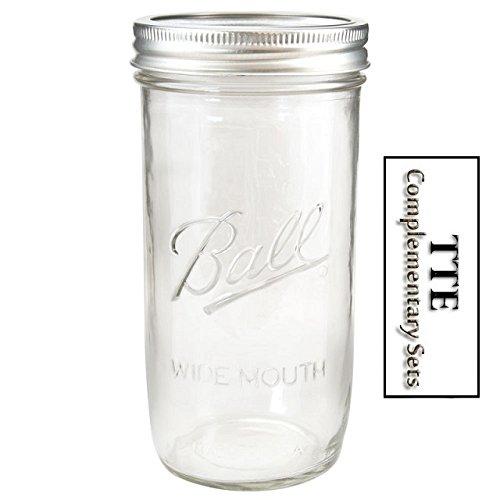ball freezer jars quart - 4