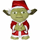 Gemmy Industries TV208791 Yoda Greeter, 21''