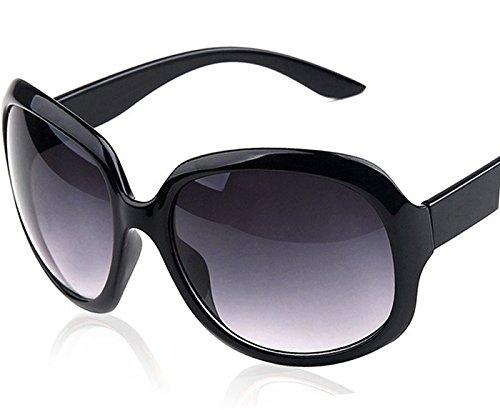 03defb17c5 ATTCL Women  39 s Oversized Women Sunglasses Uv400 Protection - Import ...