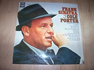 FRANK SINATRA Sings the Select Cole Porter UK LP 1965