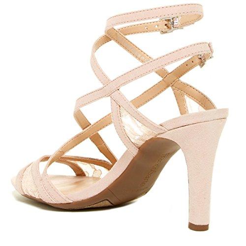 Tessuto Franco Sarto Womens Queen Sandalo Blush