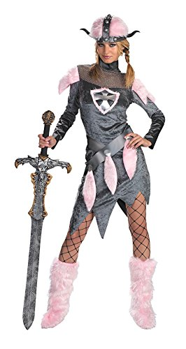 BESTPR1CE Barbarian Babe Adult Adult Womens -