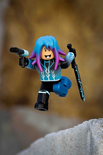 ROBLOX Blue Lazer Runner pack Toy Figures Parkour